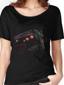 Nissan GTR Women's Relaxed Fit T-Shirt