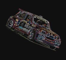 Renault 5 Maxi Turbo by supersnapper