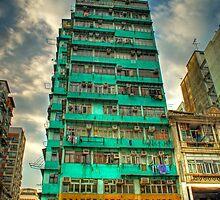 Yen Chow Street - Sham Shui Po by HKart