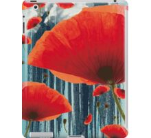 Poppy Love iPad Case/Skin