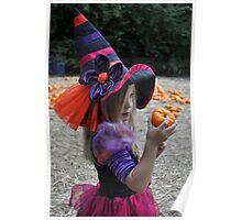 Witch Garden Poster