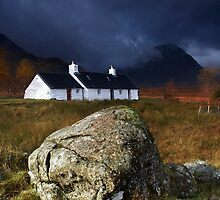 Black Rock Cottage by Jeanie