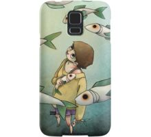 Fish Ghost Samsung Galaxy Case/Skin
