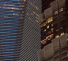 Shanghai World Financial Centre / Jin Mao Tower by Alphafish