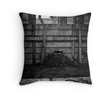 The Great Escape... Take 2 Throw Pillow
