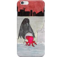 The Octopus in the Mirror iPhone Case/Skin