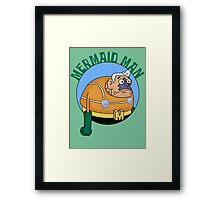 Mermaids... hehehe Framed Print