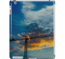 Construction Crane iPad Case/Skin