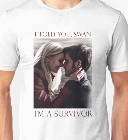 I'm a survivor Unisex T-Shirt