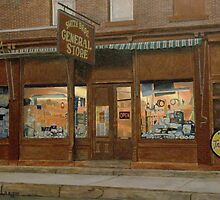 Smith Brothers General Store by Dan Budde