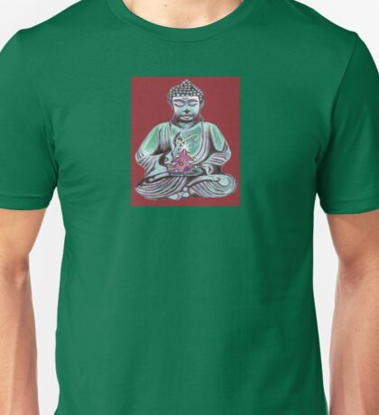 Peace and Goodwill - Design 1 Unisex T-Shirt