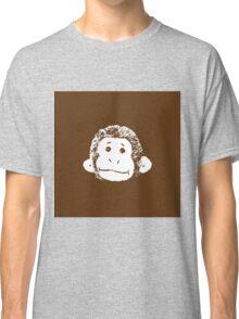 Truck Stop Bingo - Brown Classic T-Shirt
