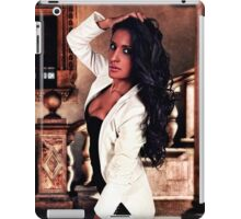 White Angel Fine Art Print iPad Case/Skin