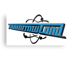 Tomorrowland Metal Print
