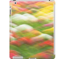 Spring Tulip Abstract iPad Case/Skin