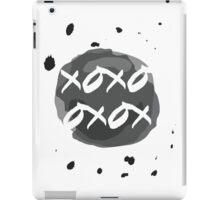 xoxo drops iPad Case/Skin