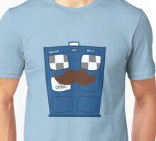 THE TARDIS IS CAMOUFLAGED Unisex T-Shirt