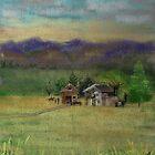 Porter's Farm by arline wagner