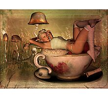 Mistress of the Marshlands Photographic Print