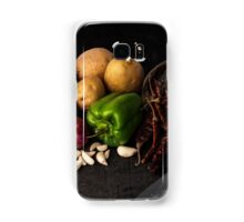 Vegetables Samsung Galaxy Case/Skin