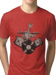 Anthropomorphic N°24 Tri-blend T-Shirt