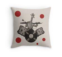 Anthropomorphic N°24 Throw Pillow