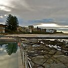 Ocean Swimming Pool by agnagle