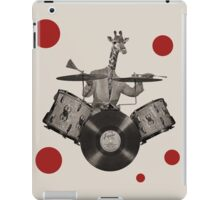Anthropomorphic N°24 iPad Case/Skin