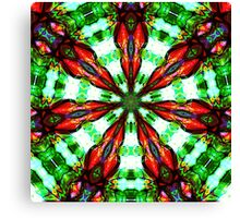 Holiday Baubles Canvas Print