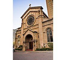 Holy Trinity Catholic Church Photographic Print