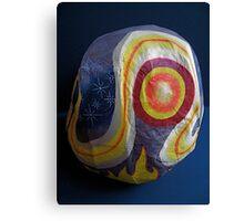 Medicine Stone Canvas Print