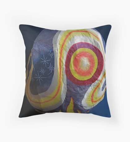 Medicine Stone Throw Pillow