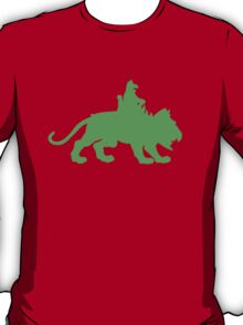Battlecat plus one T-Shirt
