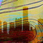Like the Wind Vanes I Wait for the Signs of the Winds in RedBubble Land by Isa Rodriguez