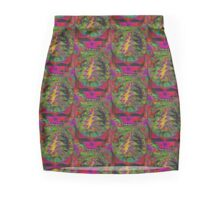 Turn on Your Holiday Love Light 2 - Design 1 Mini Skirt