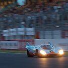 Porsche 917 Le Mans by supersnapper