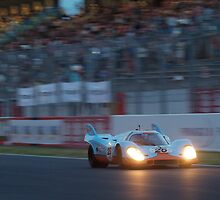 Porsche 917 Le Mans by supersnapper