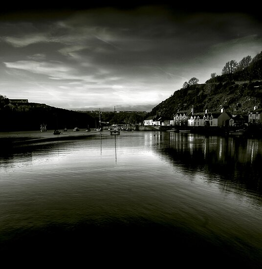 Fishguard Harbour by Natasha Bridges