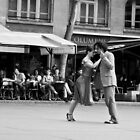Last tango in Paris by Nayko