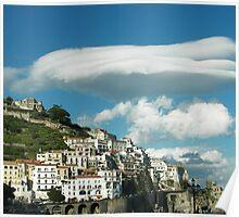 Almalfi Coast Poster