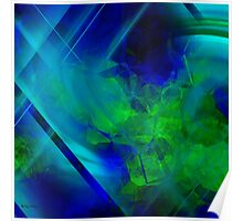 Untitled Abstract- 14-  Art + Products Design  Poster