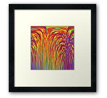 Spark of Genius Framed Print