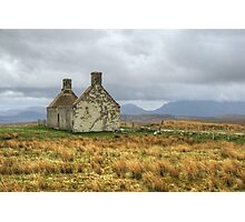 Return To Moine House Photographic Print