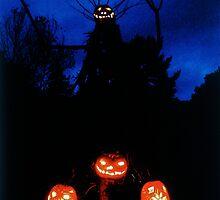 All Hallows Eve by bhutch7