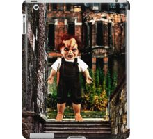 The Housekeeper Fine Art Print iPad Case/Skin