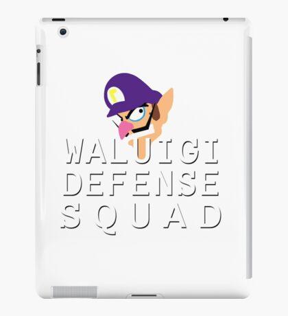 In Waluigi We Trust iPad Case/Skin