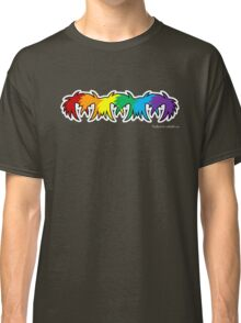 Colour Abstract Classic T-Shirt