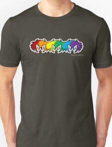 Colour Abstract T-Shirt