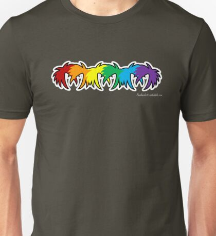 Colour Abstract Unisex T-Shirt