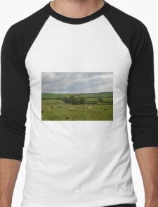Rural England............... Men's Baseball ¾ T-Shirt
